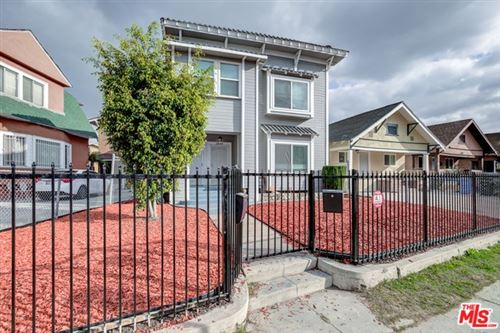 Photo of 3842 WOODLAWN Avenue, Los Angeles, CA 90011 (MLS # 20545434)