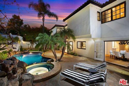 Photo of 3033 N Beverly Glen Circle, Los Angeles, CA 90077 (MLS # 21691434)