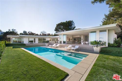 Photo of 1469 CARLA RDG, Beverly Hills, CA 90210 (MLS # 21716434)