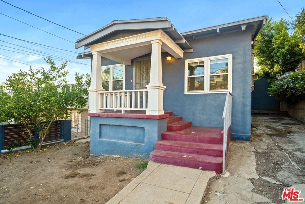 1447 Portia Street, Los Angeles, CA 90026 - MLS#: 21780434