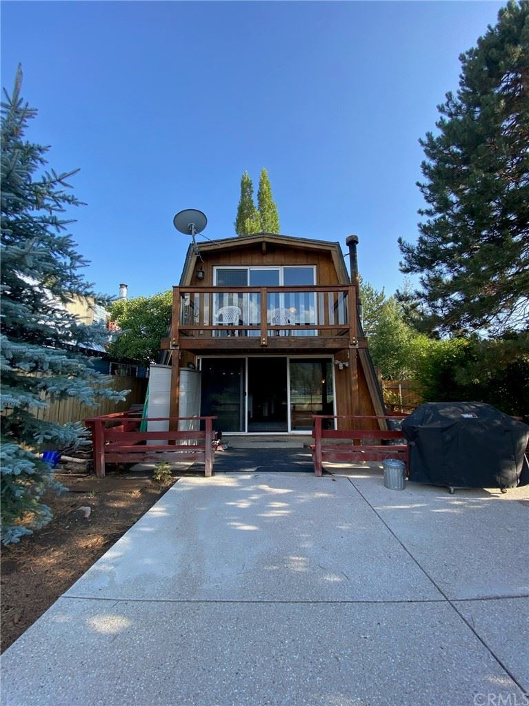929 W Fairway Boulevard, Big Bear City, CA 92314 - MLS#: EV21185434