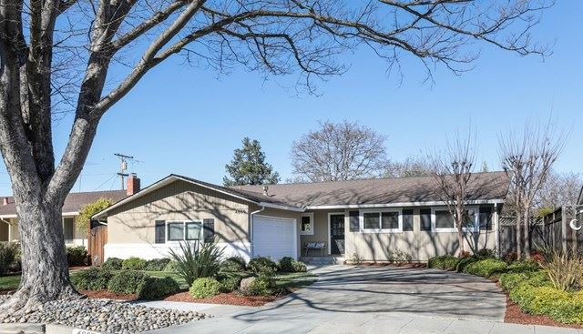 4869 Blue Ridge Drive, San Jose, CA 95129 - #: ML81828434