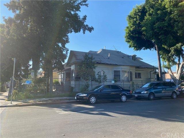 759 E 25th Street, Los Angeles, CA 90011 - MLS#: OC20183434