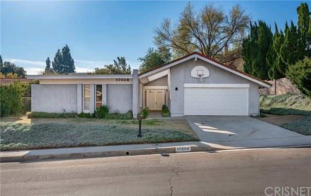 Photo for 17608 Sidwell Street, Granada Hills, CA 91344 (MLS # SR20010434)