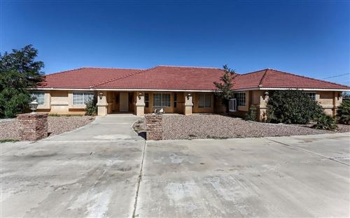 Photo of 9322 Candlelight Street N, Apple Valley, CA 92308 (MLS # 539435)