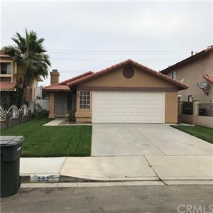 Photo of 532 Hacienda Avenue, Perris, CA 92571 (MLS # IV19164435)