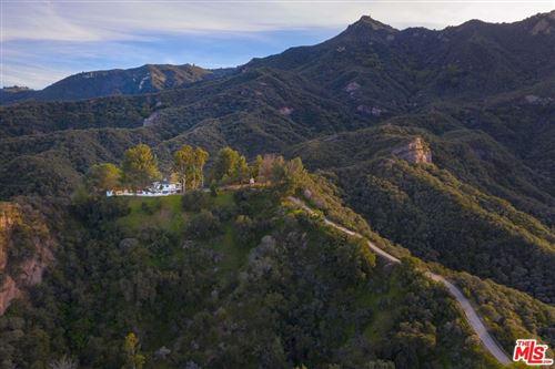 Photo of 23200 RED ROCK Road, Topanga, CA 90290 (MLS # 20565436)