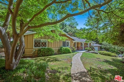 Photo of 3476 MANDEVILLE CANYON Road, Los Angeles, CA 90049 (MLS # 20578436)