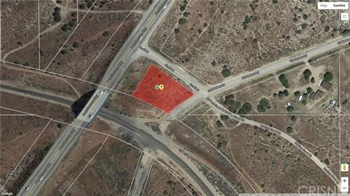 Photo of 0 Vac/Cor Pearblossom Hwy/Small Road, Palmdale, CA 93550 (MLS # SR21137436)