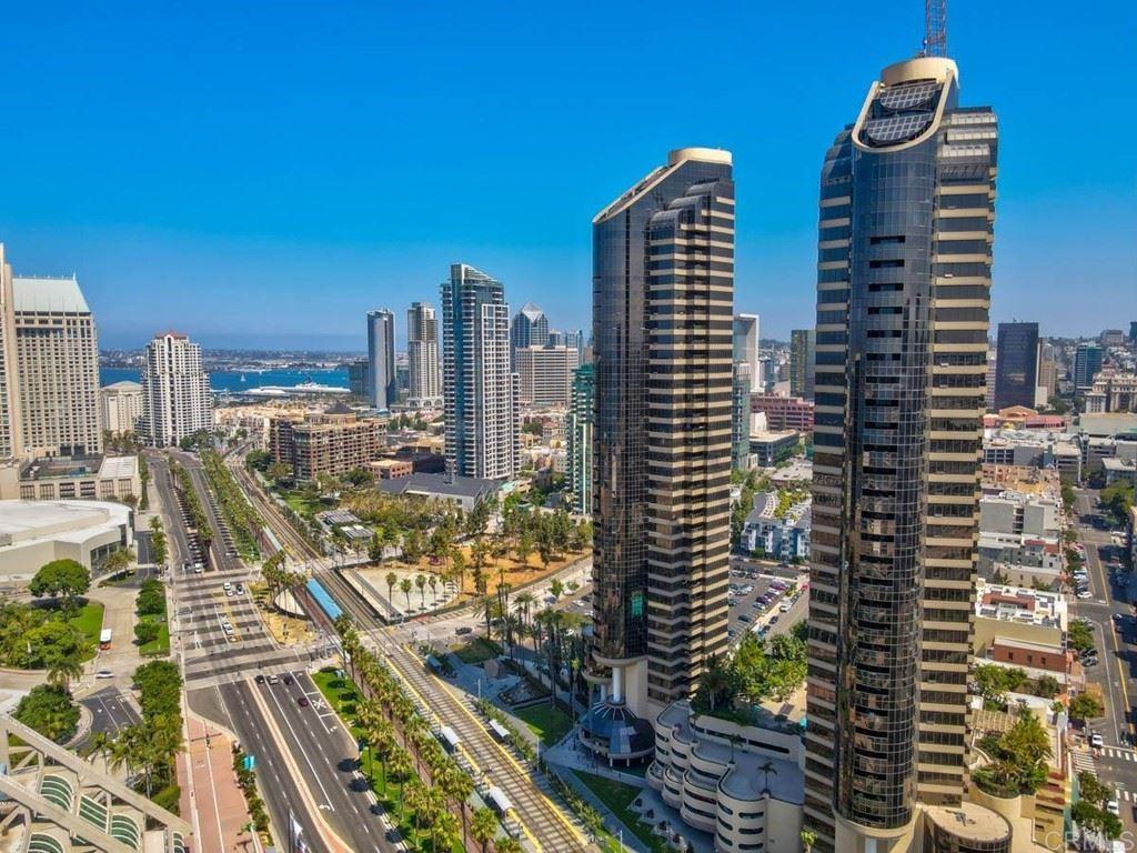 100 Harbor Drive #3206, San Diego, CA 92101 - MLS#: PTP2105436