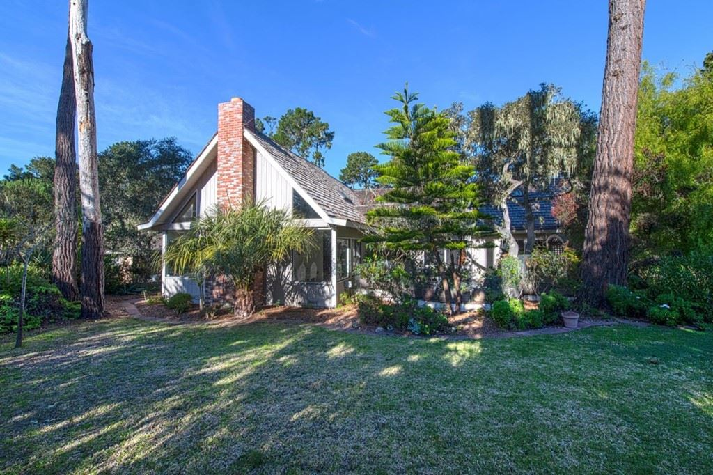 2002 Majella Road, Pebble Beach, CA 93953 - MLS#: ML81798437