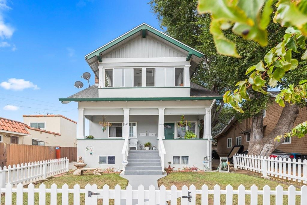 942 Eldorado Street, San Mateo, CA 94402 - MLS#: ML81863437