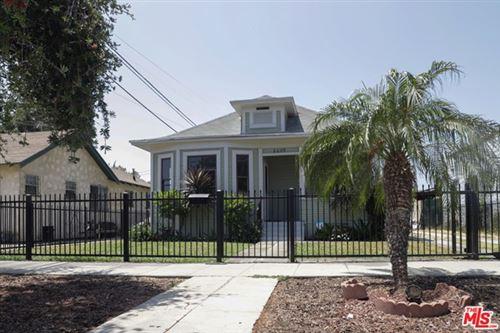 Photo of 6609 Raymond Avenue, Los Angeles, CA 90044 (MLS # 20607438)