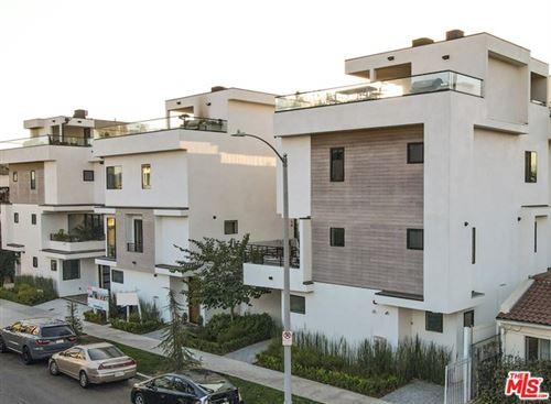 Photo of 743 N Gramercy Place, Los Angeles, CA 90038 (MLS # 21696438)