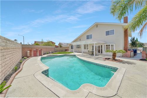 Photo of 11169 Flower Avenue, Fountain Valley, CA 92708 (MLS # OC21140438)