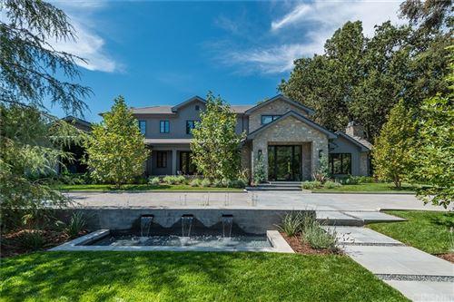 Photo of 24760 LONG VALLEY Road, Hidden Hills, CA 91302 (MLS # SR21157438)