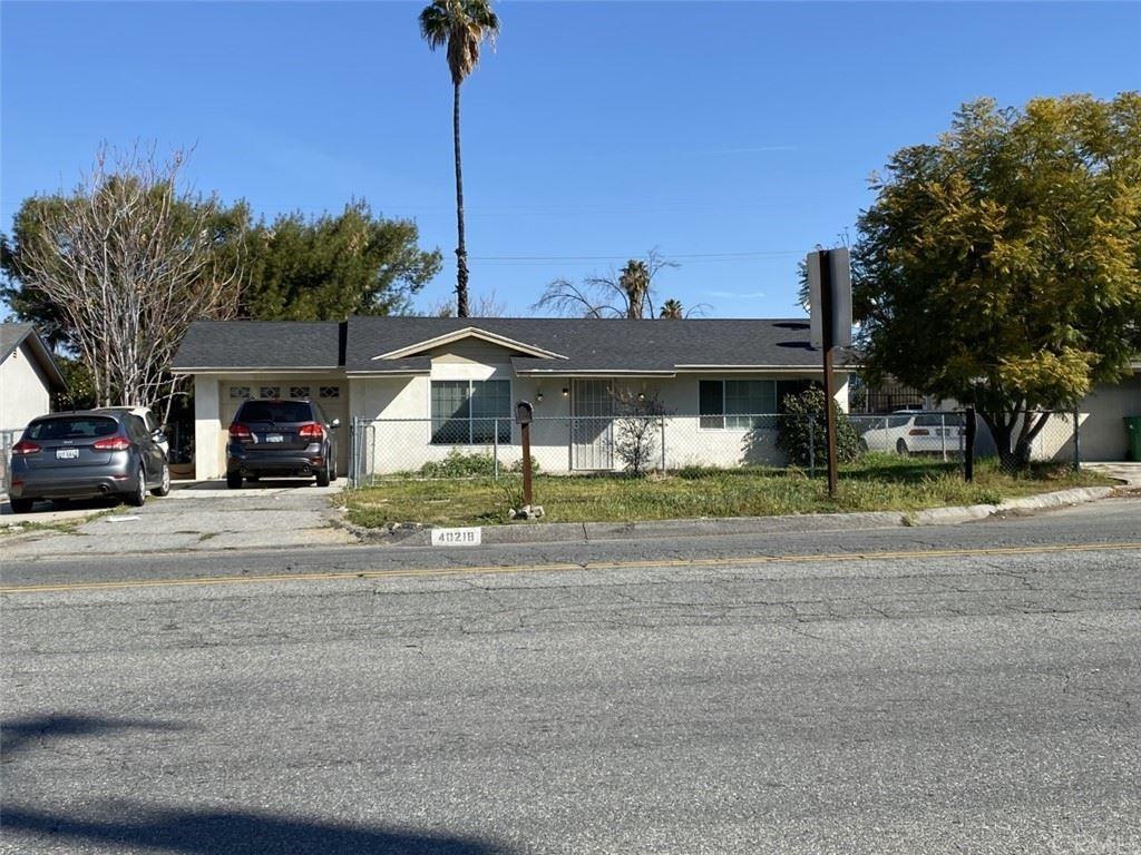 40218 Stetson Avenue, Hemet, CA 92543 - MLS#: SW21066438