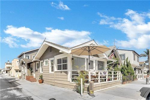 Photo of 307 Fernando Street, Newport Beach, CA 92661 (MLS # LG21210439)