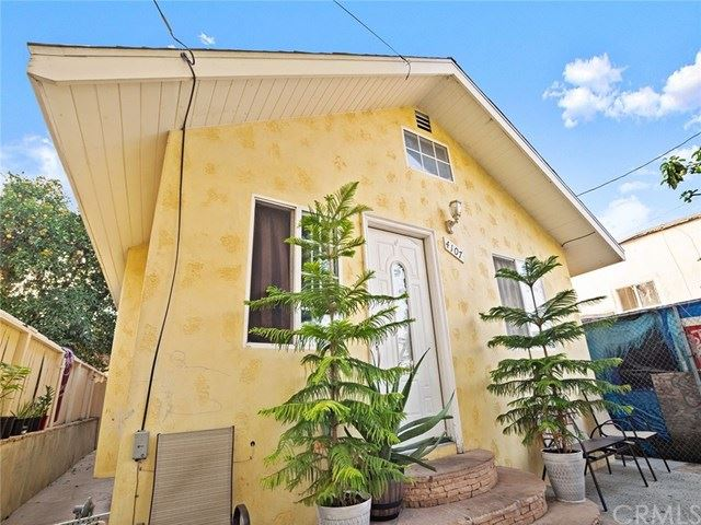 4107 Zamora Street, Los Angeles, CA 90011 - MLS#: DW20221439