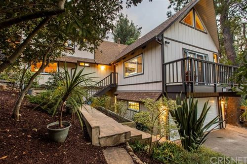 Photo of 20500 Paradise Lane, Topanga, CA 90290 (MLS # SR20189440)