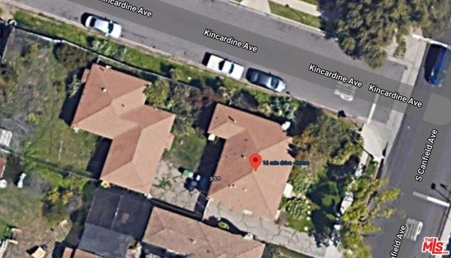 3003 S Canfield Avenue, Los Angeles, CA 90034 - MLS#: 20664440
