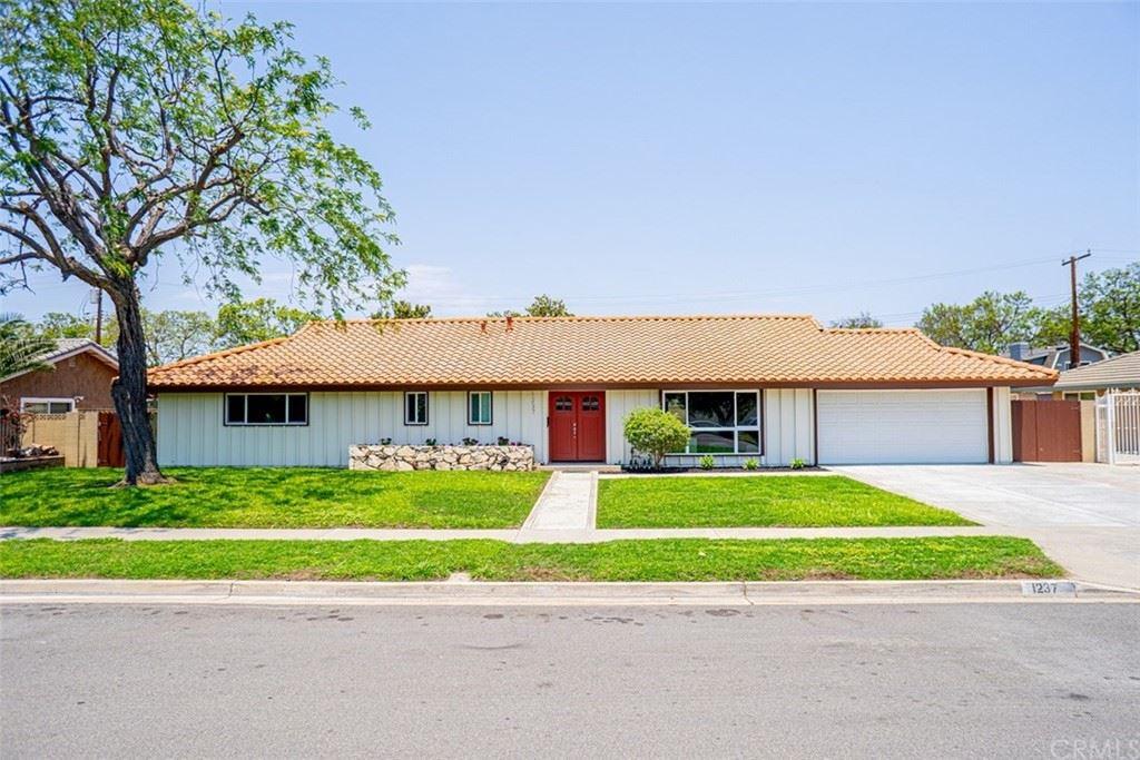 1237 W Eisner Place, Anaheim, CA 92801 - MLS#: CV21156440