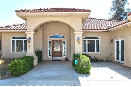Photo of 34448 Agua Dulce Canyon Road, Agua Dulce, CA 91390 (MLS # SR21156441)
