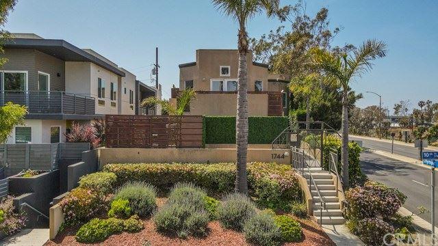 1744 10th Street #3, Santa Monica, CA 90404 - MLS#: EV21071441