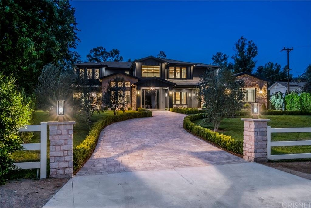 5515 PARADISE VALLEY Road, Hidden Hills, CA 91302 - MLS#: SR21132441