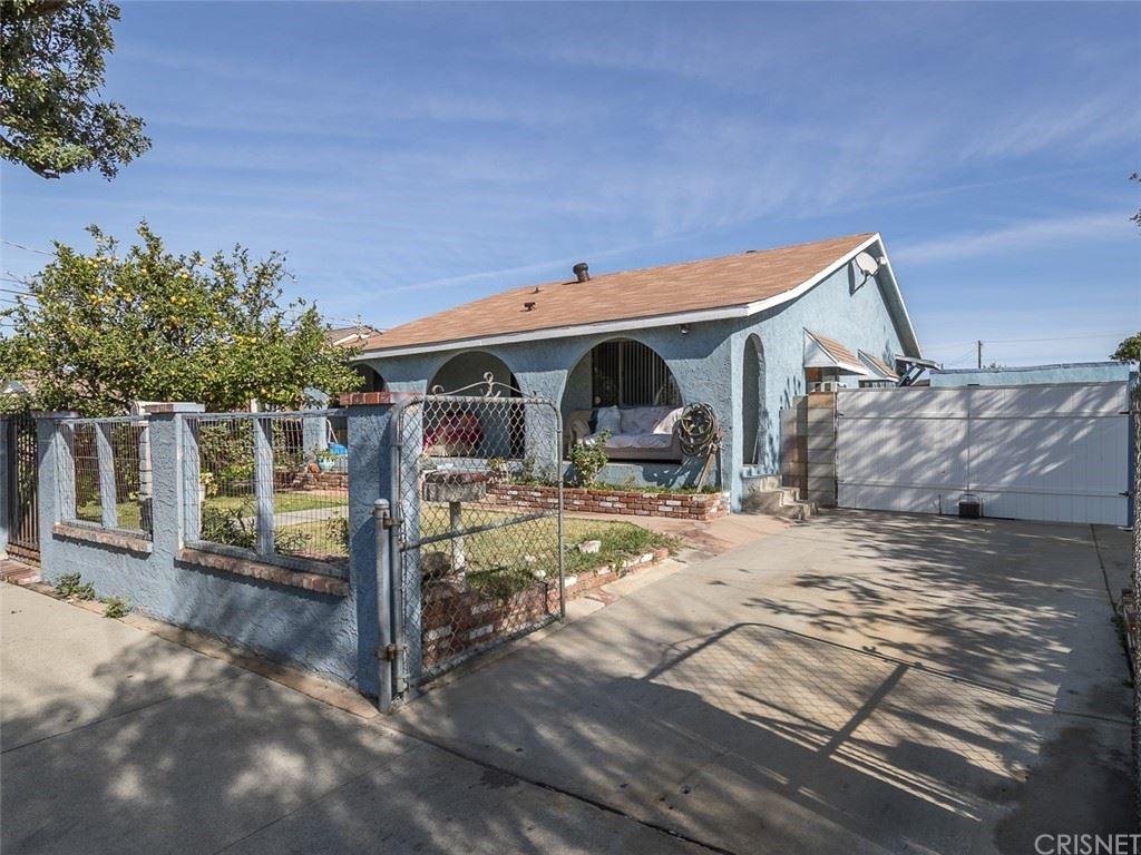 Photo for 10422 Kewen Avenue, Pacoima, CA 91331 (MLS # SR21203441)
