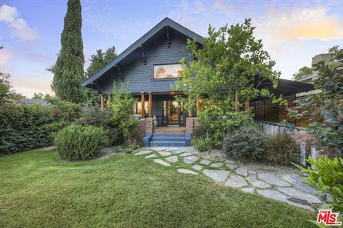 Photo of 1661 Edgecliffe Drive, Los Angeles, CA 90026 (MLS # 20601442)