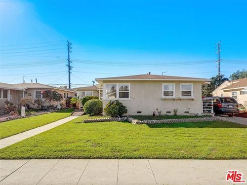 Photo of 8425 Barnsley Avenue, Los Angeles, CA 90045 (MLS # 21699442)