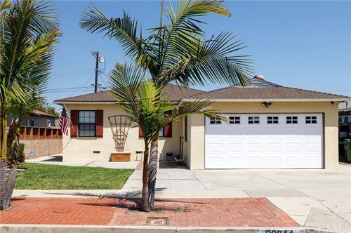 Photo of 20844 Dalton Avenue, Torrance, CA 90501 (MLS # SB21094442)