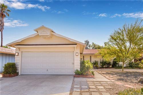 Photo of 6570 Cleomoore Avenue, West Hills, CA 91307 (MLS # SR21157442)