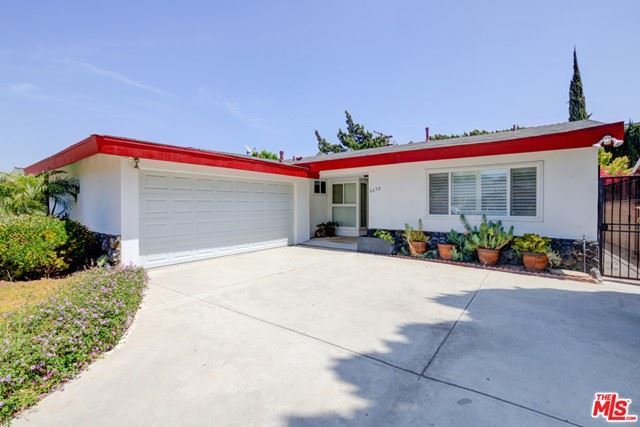 Photo for 6670 Mammoth Avenue, Van Nuys, CA 91405 (MLS # 21708442)