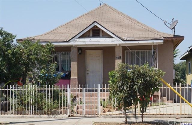 505 S Lorena Street, East Los Angeles, CA 90063 - MLS#: 320005442