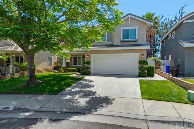 11665 Pavola Drive, Rancho Cucamonga, CA 91701 - MLS#: CV21115442