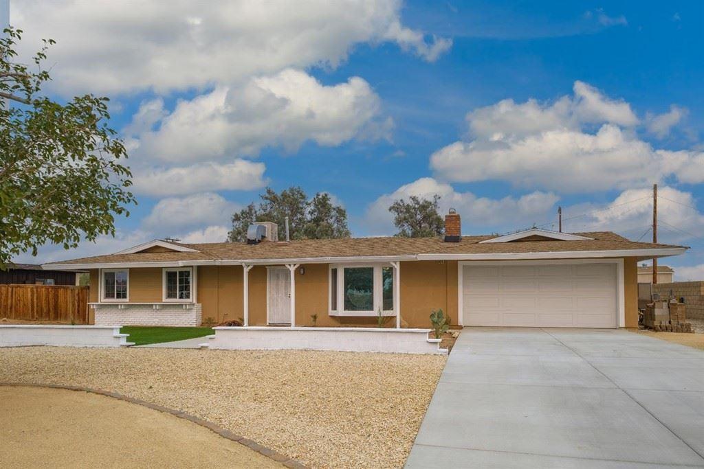 13475 Tutelo Road, Apple Valley, CA 92308 - MLS#: 539443