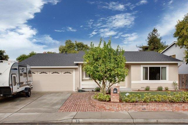 75 Park Sharon Drive, San Jose, CA 95136 - #: ML81809443
