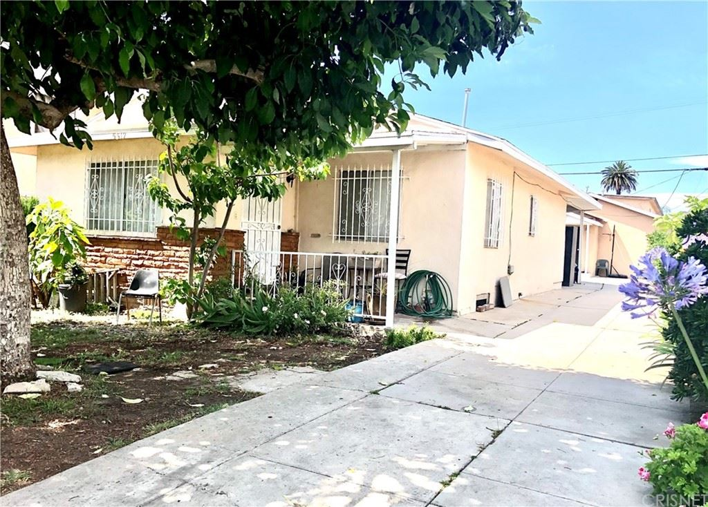 5517 Geer Street, Los Angeles, CA 90016 - MLS#: SR21133443