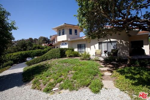 Tiny photo for 6148 BUSCH Drive, Malibu, CA 90265 (MLS # 20581444)