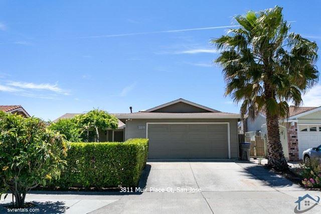 3811 Muir Place Court, San Jose, CA 95121 - #: ML81846444