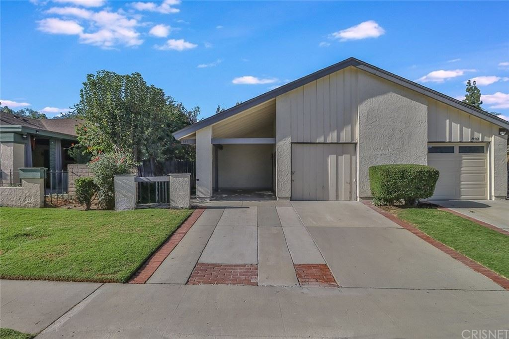 885 Vallejo Avenue, Simi Valley, CA 93065 - MLS#: SR21234444