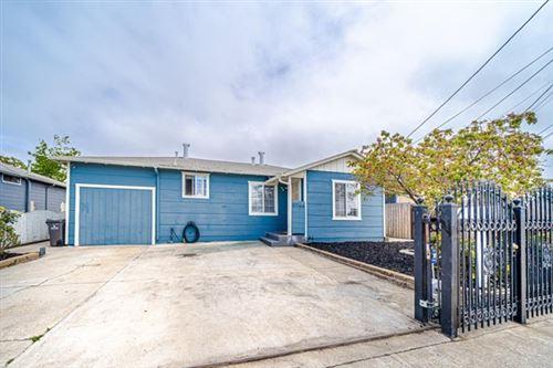 Photo of 9744 Maddux Drive, Oakland, CA 94603 (MLS # ML81844445)