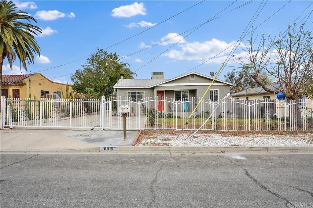 8015 Grace Avenue, Fontana, CA 92336 - MLS#: CV21140445