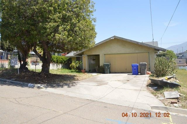 719 Concepcion Ave, Spring Valley, CA 91977 - #: PTP2102445