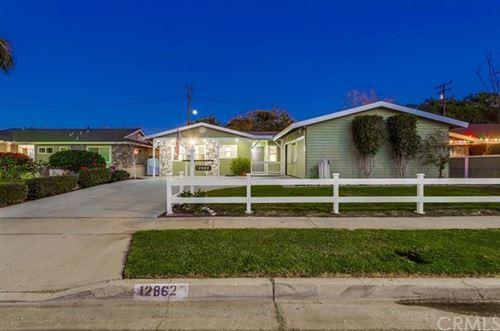 Photo of 12862 Sylvan Street, Garden Grove, CA 92845 (MLS # PW20247446)