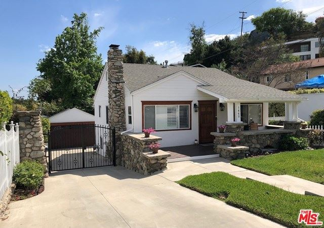 Photo of 1660 Herbert Avenue, Glendale, CA 91206 (MLS # 21724446)