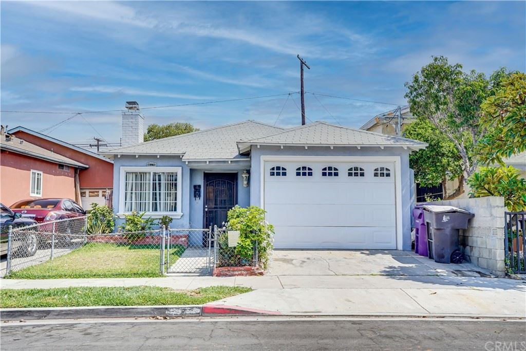 25 W Pleasant Street, Long Beach, CA 90805 - MLS#: IG21134446