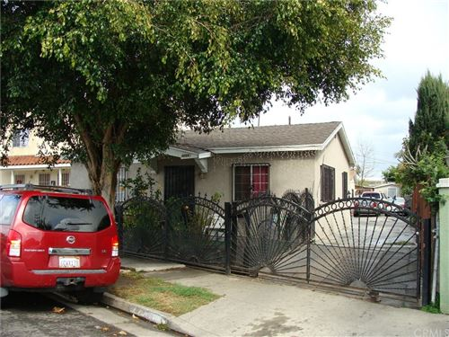 Photo of 4216 42161/2 San Pedro Place, Los Angeles, CA 90011 (MLS # MB21076447)
